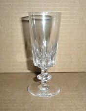 verre a digestif / liqueur 5 cl , cristal de BAYEL  choix quantité