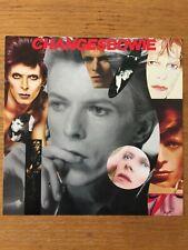 """David Bowie """"Changes"""" album flat/poster 1990"""
