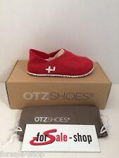 OTZ Schuhe Espadrilles mit Korkfußbett Clogs Pantoletten Unisex Gr. 36 Spagna