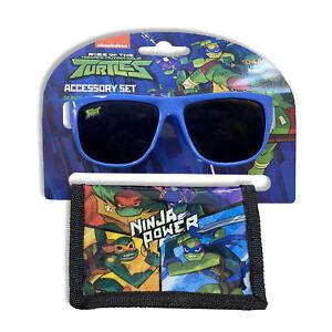 Official Teenage Mutant Ninja Turtles® Character Sunglasses and Wallet Set