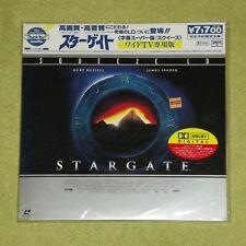 STARGATE [1994/Sci-Fi] - RARE 1996 JAPAN NEW/SEALED SQUEEZE LD DOUBLE LASERDISC