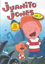 Juanito Jones - Vol. 2 (DVD, 2003) WORLDWIDE SHIP AVAIL!