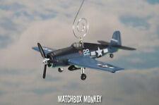 Grumman F6F Hellcat US  Custom Christmas Ornament US Air Force Navy WWII Fighter