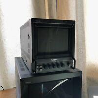 Retro Sony Trinitron 6041QM - PVM 6 inch TV