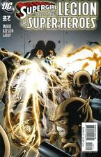 Supergirl and the Legion of Super-Heroes #27
