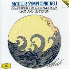 "Leonard Bernstein, G. Mahler - Symphony 1 "" Titan "" [New CD]"