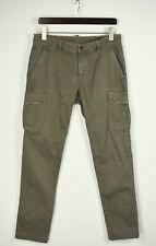 MASON'S MOD. 2PN2A2145N Men's W(EU)48 Stretch Fade Effect Cargo Trousers 27562-S