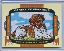 2017 Ud Goodwin Champions Canine Companions Dog Patch Cc34 Small Munsterlander
