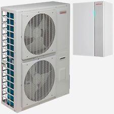 WEISHAUPT système d'air eau Split Pompe à chaleur WWP LS 10 exemple modèle Re