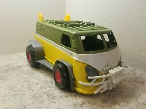 RARE 2014 Viacom Teenage Mutant Ninja Turtles Party Wagon Tmnt