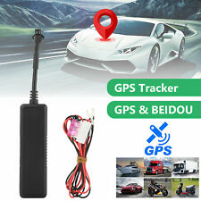 Gps Tracker Real-time Vehicle Car Motorcycle Tracking device Gsm Gprs Anti Theft