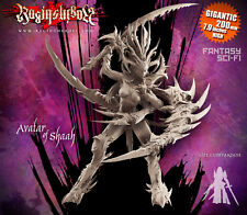 Raging Heroes Avatar of Shaah Warhammer 40K Chaos Daemon Keeper Secrets Slaanesh