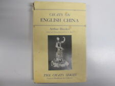 Acceptable - Chats On English China Practical Handbook For Collectors - Arthur H