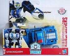 RARO Transformers Robot In Travestimento COMBINATORE forza STRONG Arm HASBRO Figura