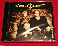 CRAAFT - Self Titled S/T - New CD - Digitally Remastered - Yesterrock