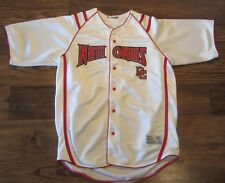 MLB Washington Nationals Mens Baseball Jersey, White, Size L (or M), EUC