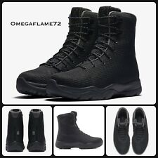 Nike Air Jordan Future Boot Imperméable 854554-002 Tailles UK 10 EU 45 US 11 Noir