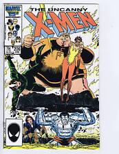 X-Men #206 Marvel 1986