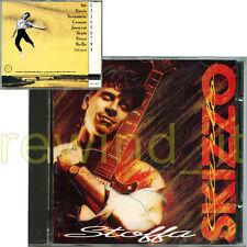 """CARLO SKIZZO """"STOFFA"""" CD 1989 FUORI CATALOGO"""