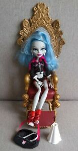 Monster High Doll Fearleading Squad Ghoulia