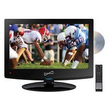 Supersonic 15 Zoll 12v AC/DC HD LED LCD TV Fernseher mit DVD CD Player HDMI USB