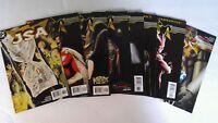 JSA Lot of 8 diff DC Comics Books 1999-2006 VF Justice Society