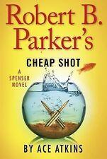 Robert B. Parker's Cheap Shot Spenser EUC Hardcover