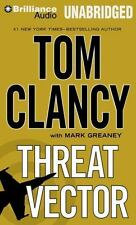 Threat Vector by Tom Clancy (2014, MP3 CD, Unabridged)