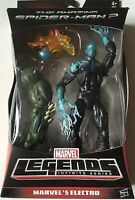 Marvel's Electro Marvel Legends A6657 ►NEW◄ PERFECT NEVER REMOVED MISB