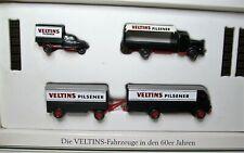 Wiking Set 1:87 Veltins Modellset 60er Jahre OVP Goliath  Mercedes LP LKW L 3500