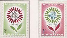 Europa CEPT 1964 België 1358-1359 - MNH Postfris