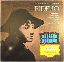 Fidelio, Ludwig van Beethoven, G/VG, LP (5598)