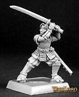1x OKURAN - WARLORD REAPER miniature jdr rpg d&d ronin japanese samurai 14338 l