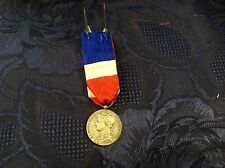 Art. 031 -Medaglia francese 1958 IN ARGENTO