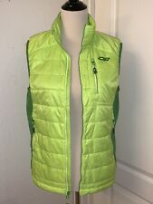 Outdoor Research Cathode Men's Vest / Lemongrass- Size Small Excellent