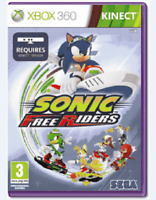 Xbox 360 Kinect - Sonic Free Riders **New & Sealed** Official UK Stock