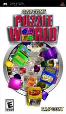 Capcom Puzzle World PSP New Sony PSP