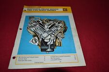 White 4-210 Tractor Caterpillar 1100 3100 Series Engines Service Manual Bvpa