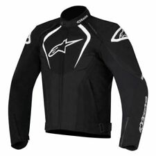 Blousons noirs Alpinestars pour motocyclette