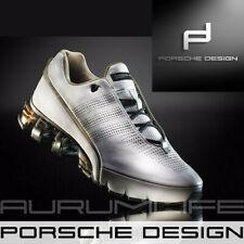 Adidas Porsche Design Bounce S2 SPORT Leather S3 Mens Shoes White UK 7.5 U43744