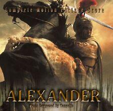 ALEXANDER 2CD - Vangelis - Limited Ed. Ultra Rare SOUNDTRACK
