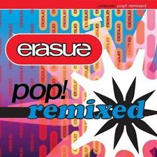 Pop Remixed 5099923654228 by Erasure CD