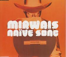 Mirwais 3 track cd single + video Naïve Song 2000