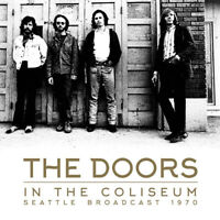 "The Doors : In the Coliseum: Seattle Broadcast 1970 VINYL Limited  12"" Album 2"