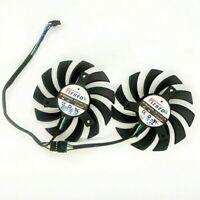 85mm Video Card Dual-X Fan FD7010H12S for Sapphire Radeon HD7850 7870 7950 39mm