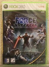 STAR WARS / THE FORCE UNLEASHED / XBOX 360 / Korean Release - NEW