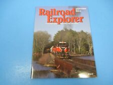 Railroad Express Magazine Eastern Rail Photo Journal Spring 2016 Issue 47 M2567