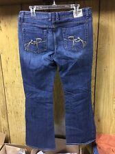 Chip & Pepper Laguna Beach Flare Size 15 Stretch Jeans