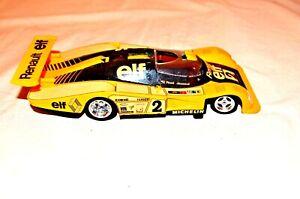 Vintage Racer Renault Elf No 2