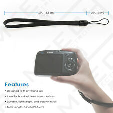 Universal Hand/Wrist Strap for Canon PowerShot Digital Camera A620 A630
